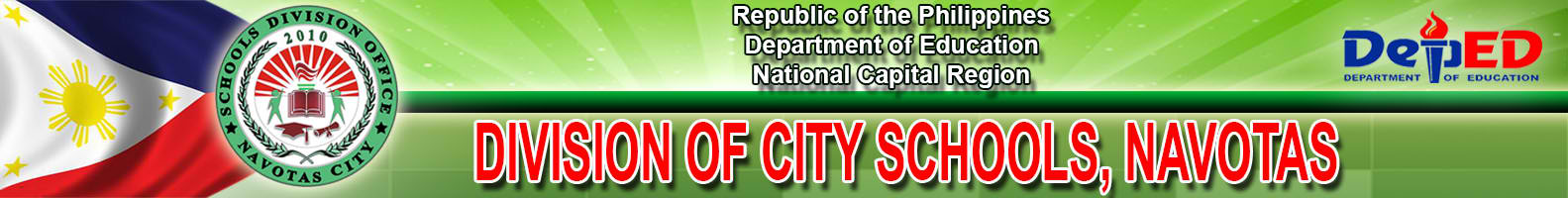 Division of City Schools Navotas