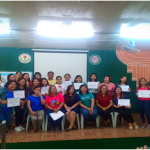 Division Training of EsP Teachers