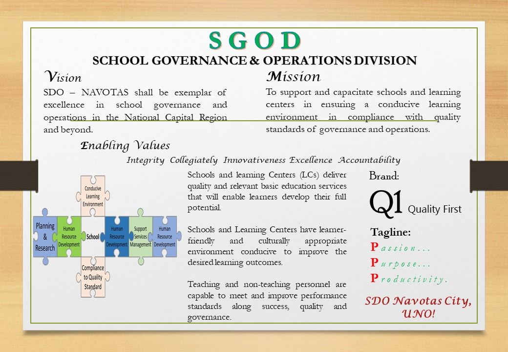 SGOD-Framework