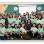 TEACHER-LIBRARIANS OF NAVOTAS UPGRADE SKILLS ON ACCESSIONING BOOKS