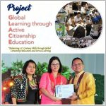 PROJECT GLACE (GLOBAL LEARNING THROUGH ACTIVE CITIZENSHIP EDUCATION) RECOGNIZED AS ONE OF THE BEST APPLICATION PROJECT IN NCR