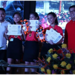 SDO Navotas Students Shine in RSTF 2019