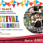 ACHIEVEMENTS IN GLOBAL CITIZENSHIP EDUCATION SHOWN AT THE PROJECT GLACE FESTIVAL OF LEARNING